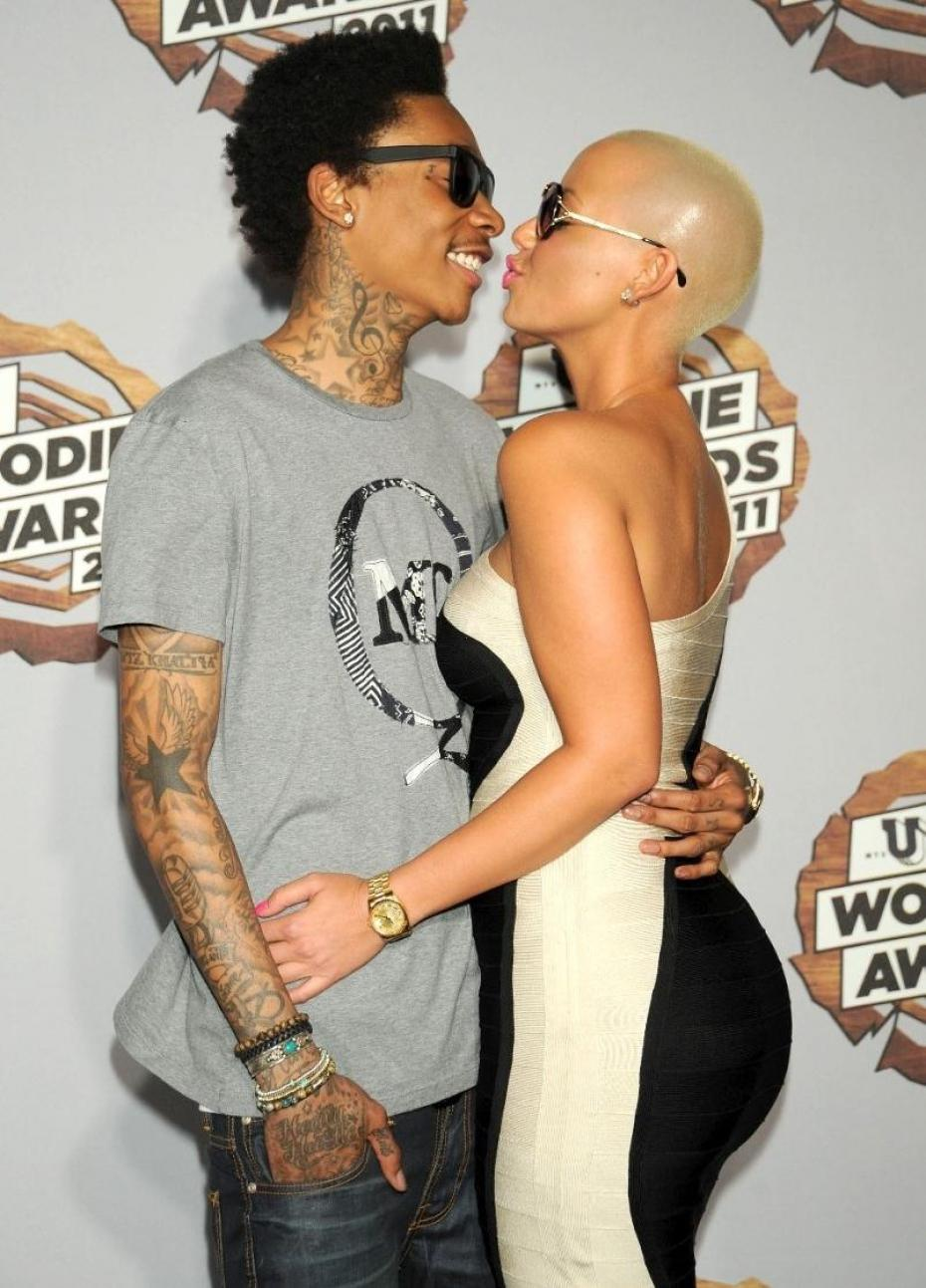star-24-tv-amber-rose-tapis-rouge-ex-wiz-khalifa