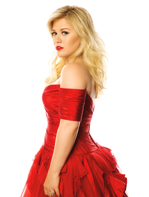 Kelly+Clarkson+Kelly+Wrapped+in+Red+4