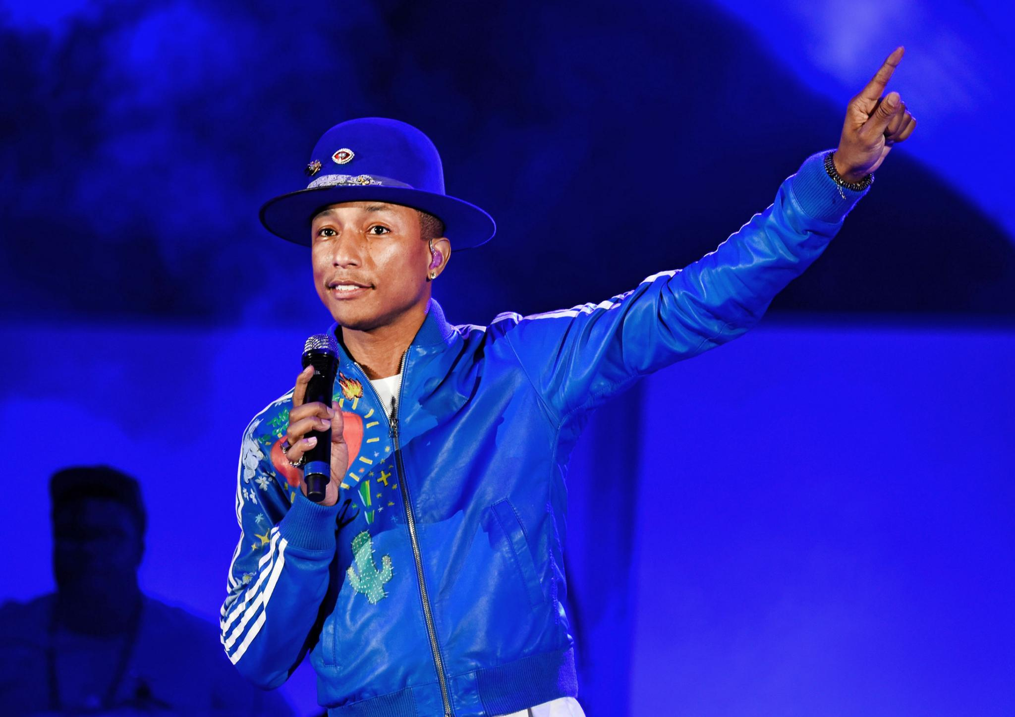 pharrell-williams-performs-onstage-during-cbs-radios-we-can-survive-at-the-hollywood-bowl-presented-by-5-hour-energy-in-los-angeles