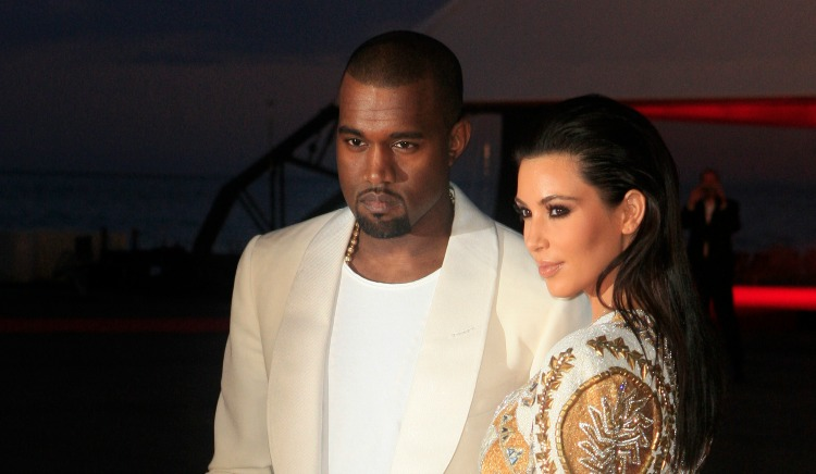 News Pictures--- Kanye West and Kim Kardashian arrive at the Palm Beach Casino for the world premiere of the movie Cruel Summer made by Kanye West. May 23, 2012. Credit: Sven Hoogerhuis / All Access / MediaPunch Inc. NO AUSTRIA, NO GERMANY, NO BENELUX