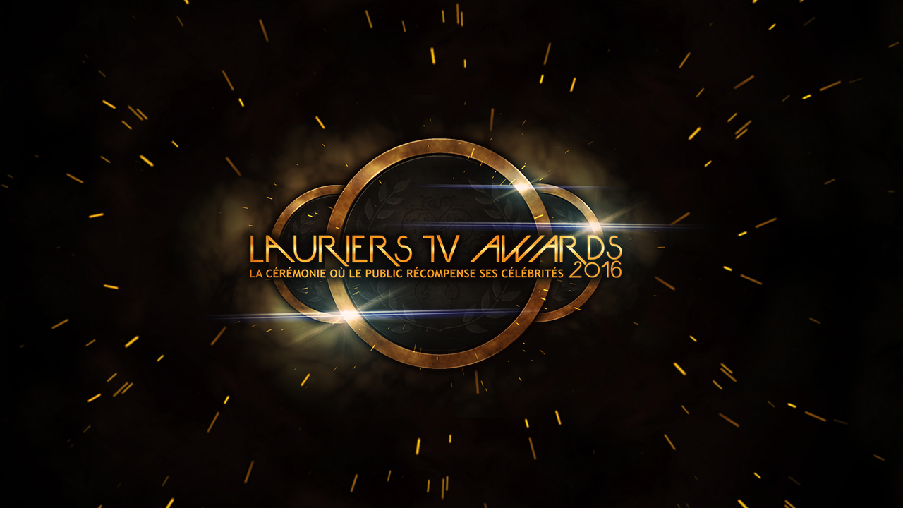 LOGO 1920 LAURIERS TV AWARDS 2016