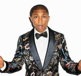 Pharell Williams Une Ic 244 Ne De Mode R 233 Compens 233 E Star 24