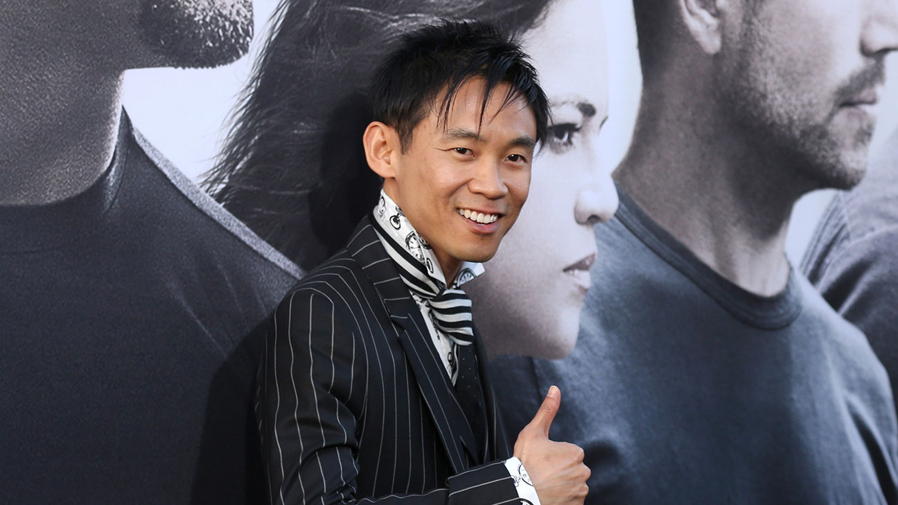 """Director James Wan arrives at the premiere of """"Furious 7"""" at the TCL Chinese Theatre IMAX on Wednesday, April 1, 2015, in Los Angeles. (Photo by Matt Sayles/Invision/AP)"""