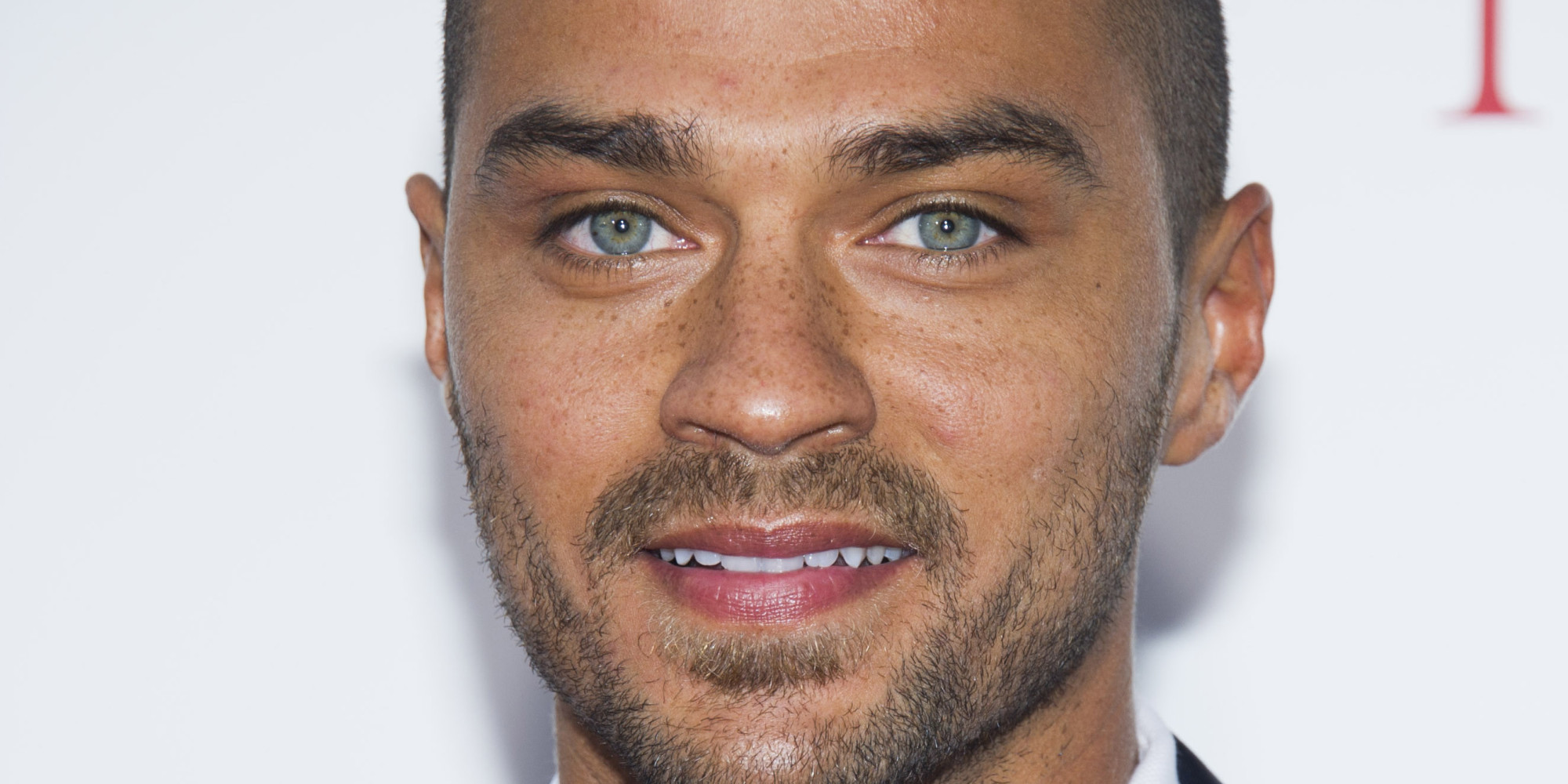 """Jesse Williams attends the premiere of """"Lee Daniels' The Butler"""" on Monday, August 5, 2013 in New York. (Photo by Charles Sykes/Invision/AP)"""