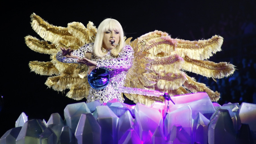 Lady Gaga performs live at the Mediolanum Forum Featuring: Lady Gaga Where: Milan, Italy When: 04 Nov 2014 Credit: KIKA/WENN.com **Only available for publication in UK, Germany, Austria, Switzerland, USA**