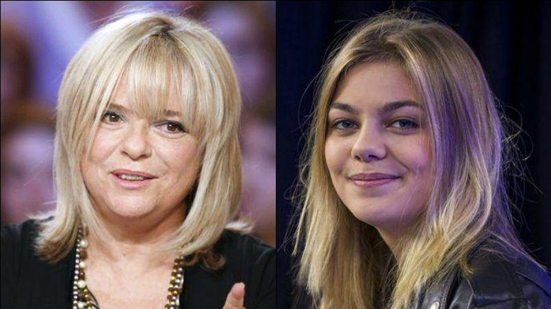 louane recal e de r siste france gall s 39 explique star 24. Black Bedroom Furniture Sets. Home Design Ideas