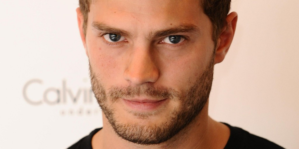 Jamie Dornan launches the new in-store casting event for Calvin Klein's 9 Countries, 9 men, 1 Winner male model competition at House of Fraser in London.