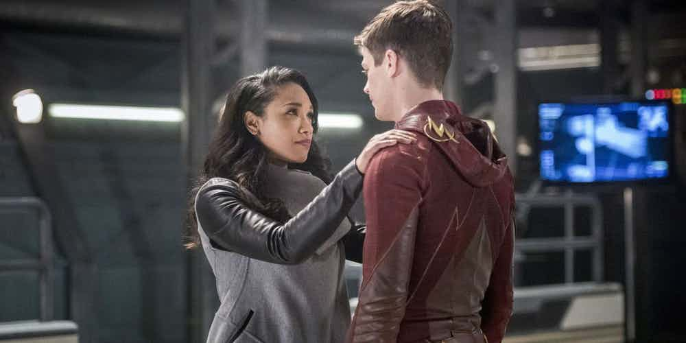 the-flash-season-3-infantino-street-iris-west-barry-allen