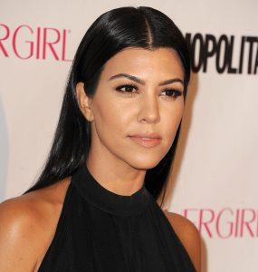 WEST HOLLYWOOD, CA - OCTOBER 12: Kourtney Kardashian arrives at the Cosmopolitan Magazine's 50th Birthday Celebration at Ysabel on October 12, 2015 in West Hollywood, California. (Photo by Steve Granitz/WireImage)