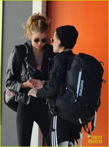 52296930 Kristen Stewart and her girlfriend Victorias Secret model Stella Maxwell seen in Hollywood, California on January 28, 2017. The couple spent some time at a relaxing spa. FameFlynet, Inc - Beverly Hills, CA, USA - +1 (310) 505-9876