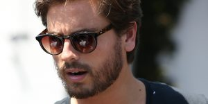 LOS ANGELES, CA - AUGUST 01: Scott Disick is seen on August 1, 2013 in Los Angeles, California. (Photo by JB Lacroix/WireImage)