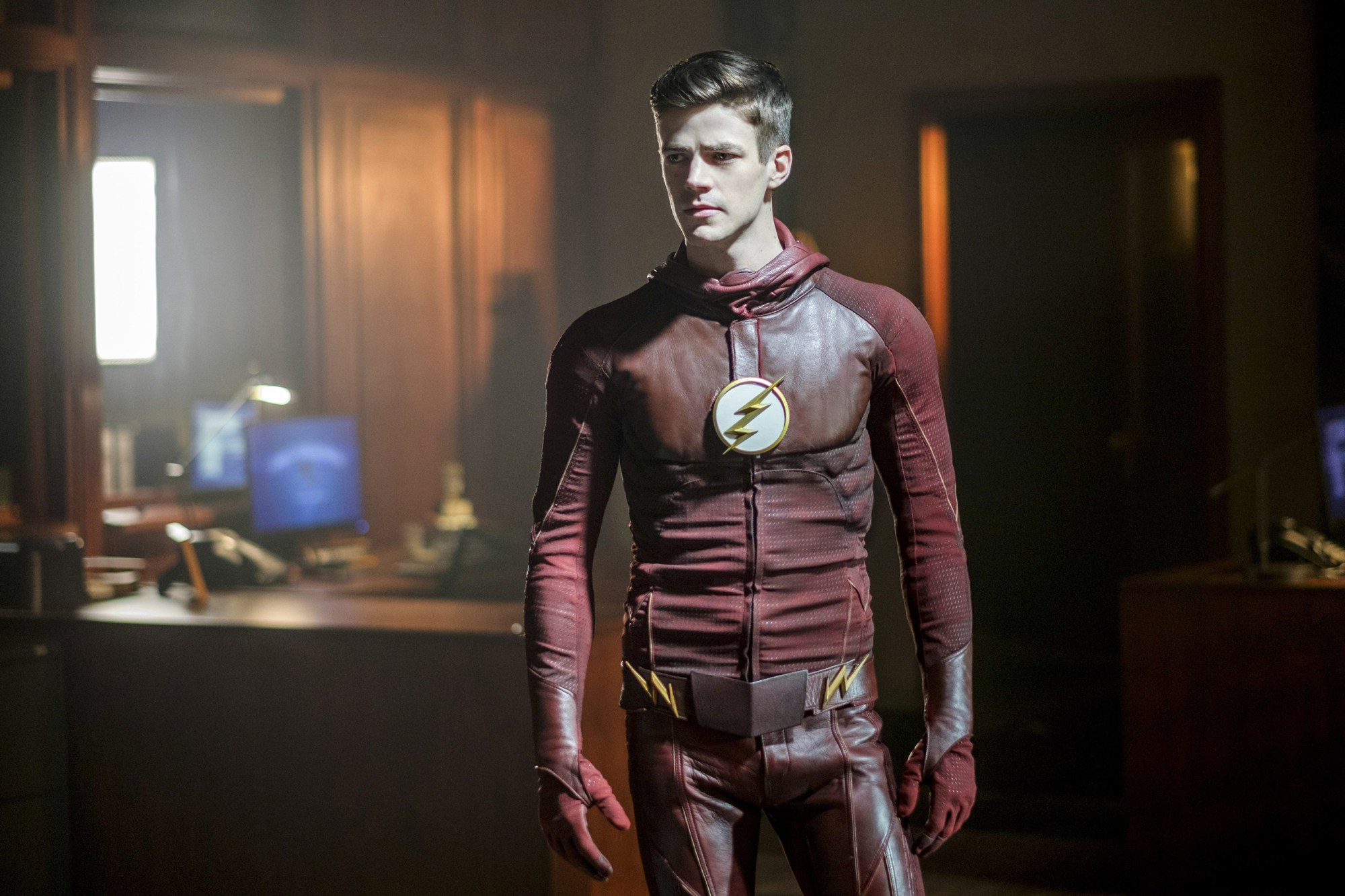 Into the Speed Force