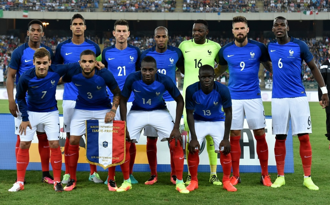 la liste des bleus en coupe du monde c 39 est pour le 15 mai star 24. Black Bedroom Furniture Sets. Home Design Ideas