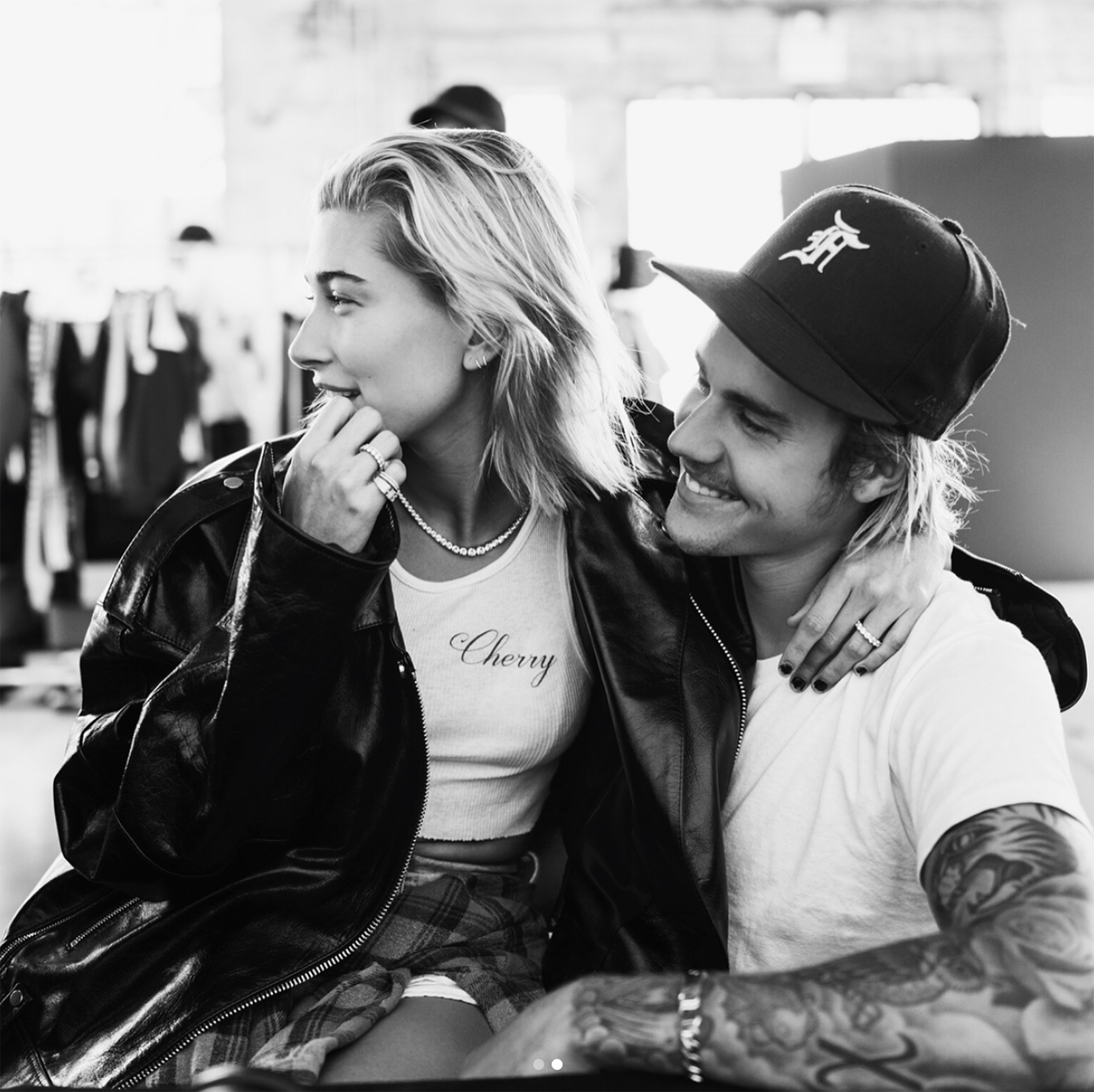 Justin Bieber Confirms Engagement to Hailey Baldwin: 'I promise to lead our family with honor' https://www.instagram.com/p/BlBvw2_jBKp/?taken-by=justinbieber Credit: Justin Bieber/Instagram
